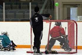 Torjager Goalie Camp